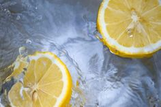 Lemon water is one of our favorite ways to detox our body and cleanse our skin. Try starting your day with a cup of warm lemon water. Let us know what you think in the comments below! Fitness Hut, Beyond The Scale, Lemon Water Benefits, Morning Drinks, Glow Mask, Lemon Detox, Drink More Water, Exfoliant, Signs And Symptoms