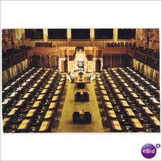 Ottawa - The House of Commons - colour photo #postcard on #eBid United Kingdom