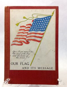 Our vintage flag tie part of this treasury Honoring and Remembering Our Heroes ... Memorial Day 2014 by Michele on Etsy