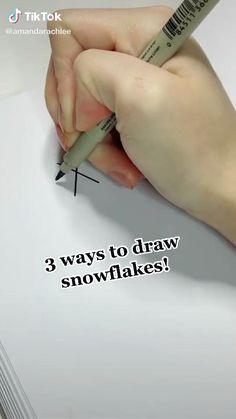 Cute Easy Drawings, Art Drawings Sketches Simple, Pencil Art Drawings, Doodle Drawings, Doodle Art, Diy Canvas Art, Art Tutorials, Amazing Art, Random Stuff