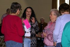 5/14/13 at my presentation in Hale Michigan for Plainfield Historical Commission (Photo taken by Jim Goodwin)