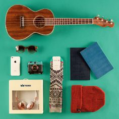 Can't find the right gift to give to her? Like and repost this photo and tag #RAEN to win a pair of Mixed Acetate Flowers, Fender Ukulele, Stance Socks and Brixton Beanie. Tis the season of giving @Stephanie Close Francis Whittle,  @Connie Hamon Brzowski Anderson, @Brixton, Winner will be chosen this Friday!