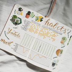 bullet journal habit tracker mood tracker c Bullet Journal Tracker, Bullet Journal Lists, Bullet Journal Monthly Spread, Bullet Journal Mood, Bullet Journal Themes, Bullet Journal Layout, Bullet Journal Inspiration, Bullet Journals, Journal Ideas