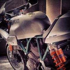 Tumblr - 2006 Ducati Sport 1000 Paul Smart - Doug Zeman #ducati #motorcycle #sport1000 #sportclassic #paulsmart #dougzeman #theottocycle