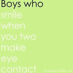 Haha. We have this all the time. SMILE WARS!!!!