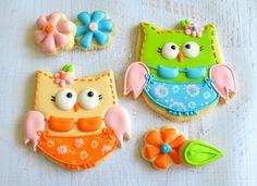 Owl Cookie Cuties!