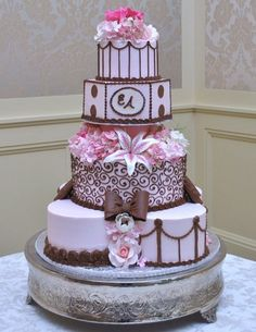 Pretty Amazing Cakes Bolos /Beautiful Cakes Pinterest ...
