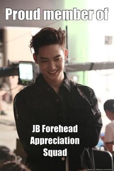 got7 - that smile is why I had to pin this..