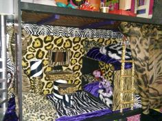 Clawdeen wolf bedroom