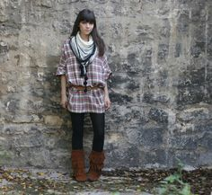 Great style ~ Fall Fringe ~ minnetonka style