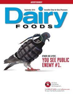 DairyFoods September 2019 September 2013, Food Industry, Magazines, Journals