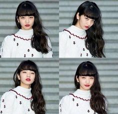 Nana Komatsu, Japanese Models, Girls In Love, Hairstyles Haircuts, Woman Crush, Girl Crushes, Asian Beauty, My Girl, Kawaii