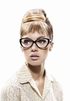 Mona Johannesson   Efva Attling Eyewear 2011