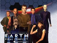 The 1st Season of Earth: Final Conflict (1997) - It's the only season worth watching.
