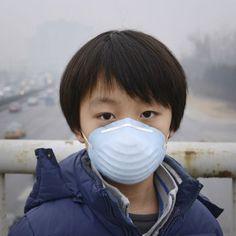 Cómo afecta la contaminación a la salud de los niños.
