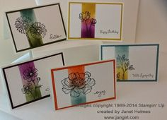 Jan Girl: Stampin' Up Bloom with Hope