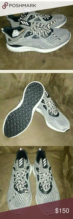 Adidas alpha bounce running shoe BRAND NEW!!! ***CAN'T FIND ONLINE***Never been worn. Not even in the house! Adidas Shoes Athletic Shoes