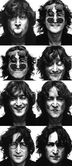 """""""I'm John Lennon,and I play the fool! XD"""""""