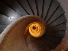 Escadas, Escada Em Espiral, Emergência, Gradualmente