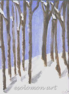 Winter Scene - esolomon