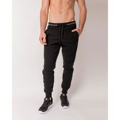 Men's Fleece Jogger with Pocket