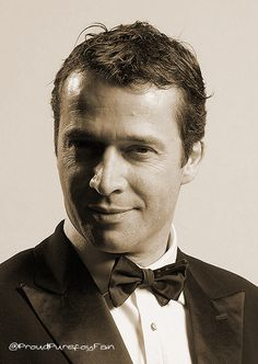 JAMES PUREFOY So Marvelous At BAFTA After Show Party in London