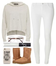 """""""The Icon Perfected: UGG"""" by fiovasquez ❤ liked on Polyvore featuring Dorothy Perkins, UGG, Givenchy, NARS Cosmetics, ugg and contestentry"""