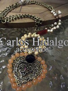 Carlos Hidalgo accesorios