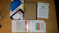 a original nintendo 3ds xl solo instrucciones manual ovp embalaje box only