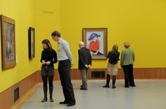 """Does a Museum Visit Really Require Homework? Not according to Lev Raphael who wrote, """"In a world drenched with 24/7 information, what's wrong with just experiencing art for yourself? Who says you have to """"study up?"""" Museum exhibitions are designed to inform. . . """""""