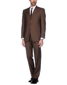 Prezzi e Sconti: #Canali abito uomo Cacao  ad Euro 236.00 in #Canali #Uomo abiti e giacche abiti
