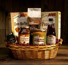 Tasty Tuesday! Enter to win a Cracker Barrel Breakfast Basket! YUMMY! http://beautyandbedlam.com/100-cracker-barrel-breakfast-basket-giveaway/