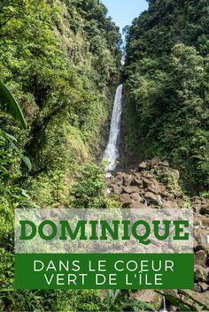 Le cœur vert de la Dominique : de cascades en randonnées entre Trafalgar et Laudat. La Dominique, c'est l'île nature et on comprend pourquoi quand on visite son cœur vert : cascades en pagaille, randonnées, piscines naturelles et canyoning. Demandez le programme !