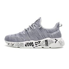 c2289517558 Breathable Mesh Men Running Shoes Lightweight Outdoor Sports Shoes Plus  Size 45 46 Male Sneakers zapatillas deportivas mujer