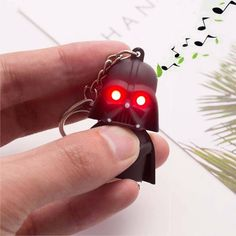 Star Wars' Darth Vader LED Keychain