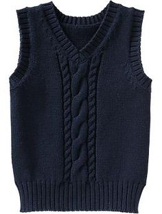 Cable-Knit Sweater Vests for Baby | Old Navy