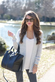 Love this look… everything is from the LOFT!