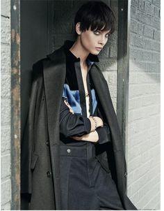 Cherchez L'Homme (Vogue Germany)