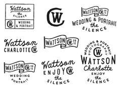 somethingwell:  charlotte watson branding by jorgen grotdal