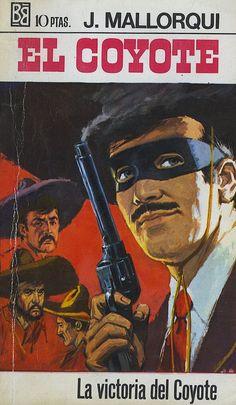 La victoria del Coyote. Ed. Bruguera, 1968 (Col. El Coyote ; 12)