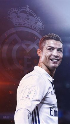 Cristiano Ronaldo of FC Real Madrid and Portugal Real Madrid Cristiano Ronaldo, Cristiano Ronaldo Wallpapers, Cristiano Ronaldo Juventus, Cr7 Ronaldo, Ronaldo Bale, Fifa 2017, Cr7 Vs Messi, Lionel Messi, Real Madrid Wallpapers