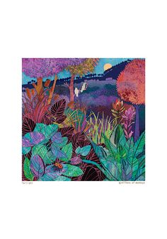 A4 Art Print Twilight