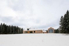 House Riihi OOPEAA picture: Jussi Tiainen http://www.woodarchitecture.fi/fi