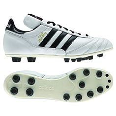 a898ddc2a2 Adidas Copa Mundial FG Soccer Cleat (Running White Black Metalic Gold)
