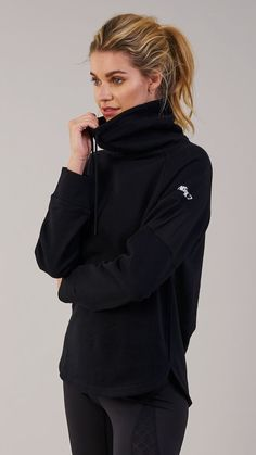 34b612a6d43ff Snuggle up in the Gymshark Slouch Hoodie