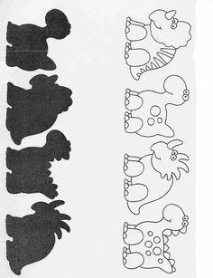 Actividades para niños preescolar, primaria e inicial. Fichas para imprimir en las que tienes que completar los dibujos y colorearlos para niños de preescolar y primaria. Completar y Colorear. 12