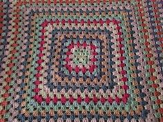 [Free Pattern + Video Tutorial] Never Ending Crochet Granny Square Baby Blanket - Page 2 of 2 - Knit And Crochet Daily
