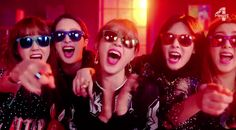 """4MINUTE (포미닛) releases Music Video """"Whatcha Doin' Today?"""" (오늘 뭐해) #CUBE"""