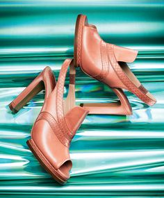 Chloe open-toe slingback sandal, 212 872 8947