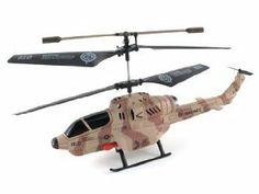 iPhone iPad Smartphone Controlled U809A Cobra Missile Launching 3.5 CH Micro RC Helicopter w/ Gyro RTF (Desert Camouflage Design) by UDI. $41.97. Take Full Control with your iPhone, iPad, iTouch, or Android Smartphone. Two missile launchers (left/right release buttons). Shoot out missiles while in the air.. TURBO MODE: allows helicopter to acceleration in speed. 3 bands nonintervention (Two or more pilots can race, chase, and compete with each other). High efficient driving ...